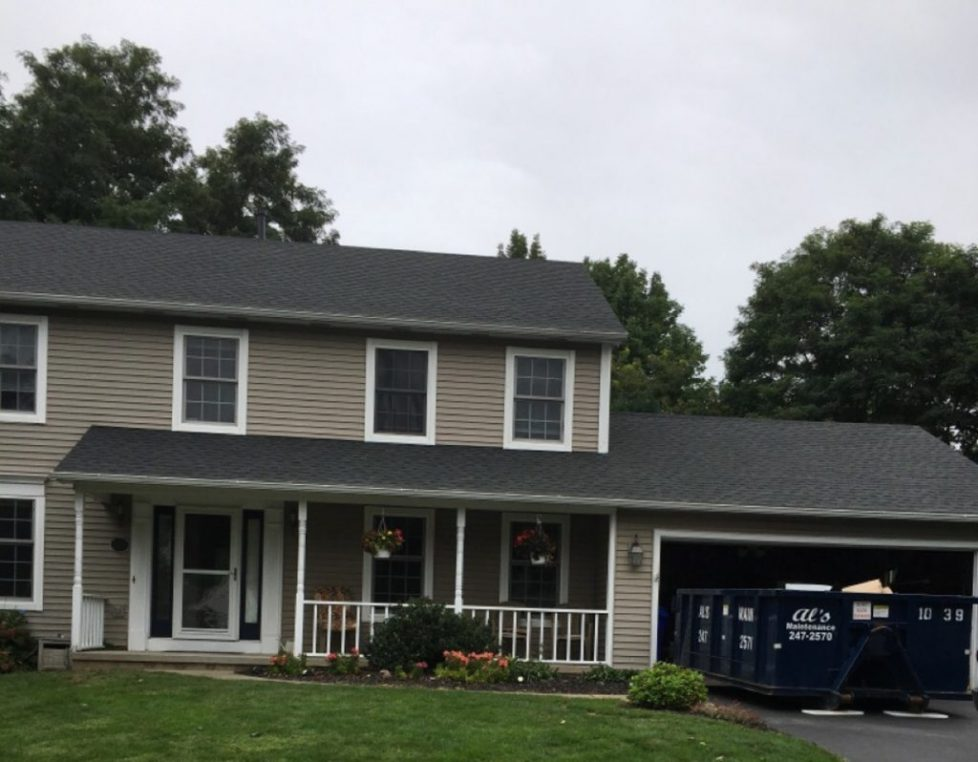 Roof repair Webster NY
